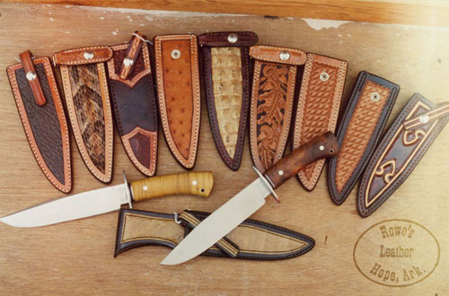 Rowe S Leather Goods